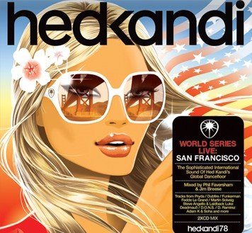Hed Kandi - World Series Sanfrancisco