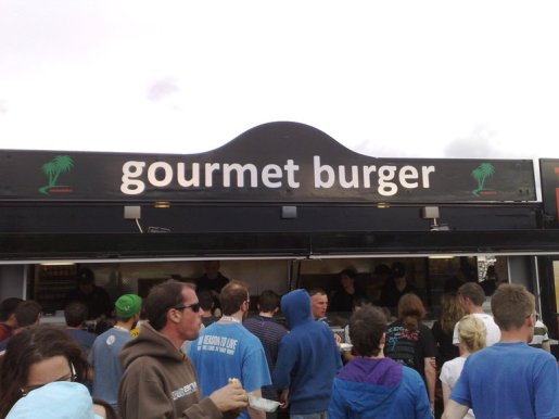 Gourmet Burger or Abrakabera in Disguise???