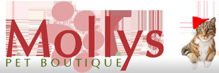 mollys pet Shop Logo