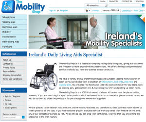 Buy Wheelchairs Ireland